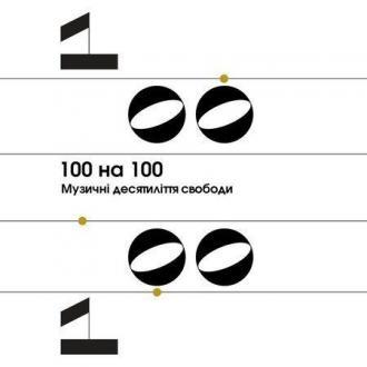 постер 100 НА 100