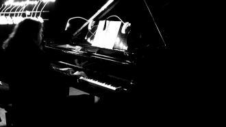 постер Йожеф Ермінь. Віртуоз фортепіано