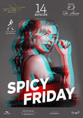 постер Spicy Friday