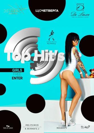 постер Top Hit's