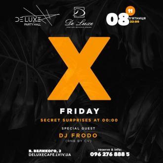 постер X Friday