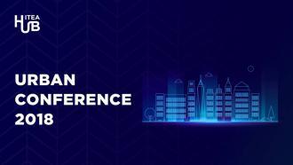 постер Urban Conference 2018