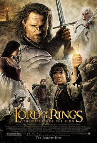 постер The Lord of the Rings: The Return of the King (мовою оригіналу) (16+)