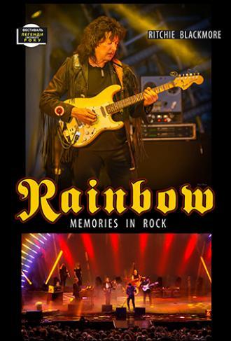 постер Rainbow: Memories in Rock (16+)