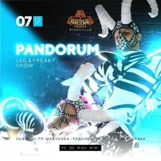 постер Pandorum