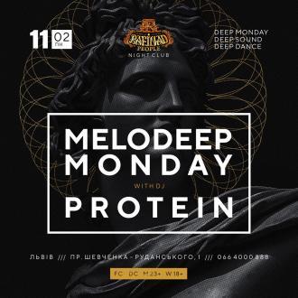 постер Melodeep Monday