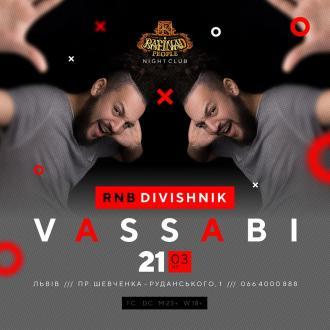 постер RnB-дівішнік з Vassabi