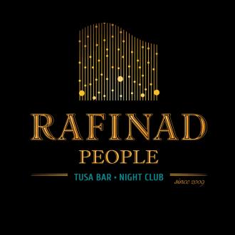 постер  Rafinad People Tusa Bar & Night Club! Святкуємо Valentine's Day
