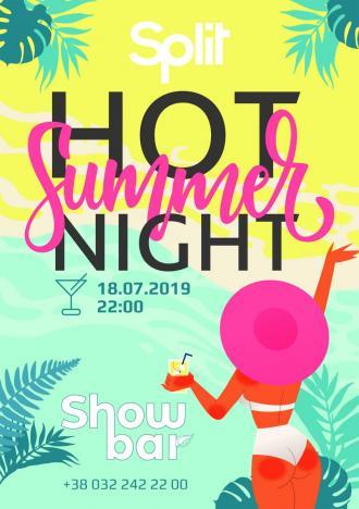 постер Hot Summer Night
