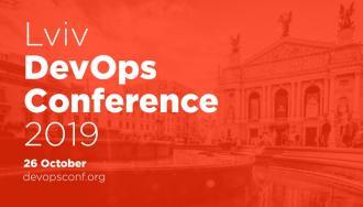 постер Lviv DevOps Conference 2019