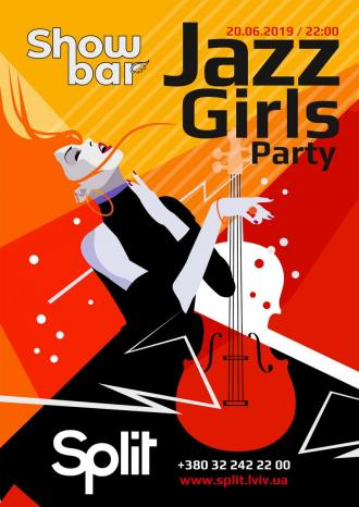 постер Jazz Girls Party