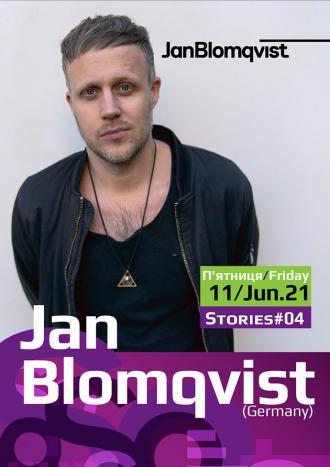 постер Jan Blomqvist