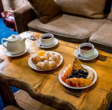 фото Що може бути приємніше за ароматний чай з різноманітними смаколиками у #drevnygradlviv?