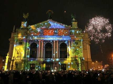 фото Програма новорічно-різдвяних заходів у Львові