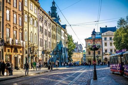 фото Квітневий вікенд у Львові