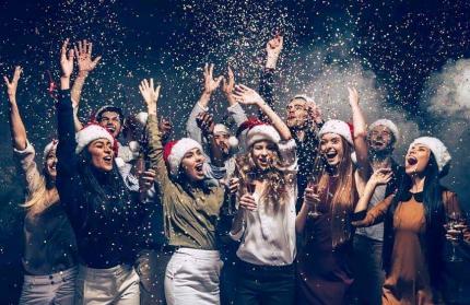 фото ОТАМАН запрошує вас на смачне та веселе святкування Нового 2020 року!