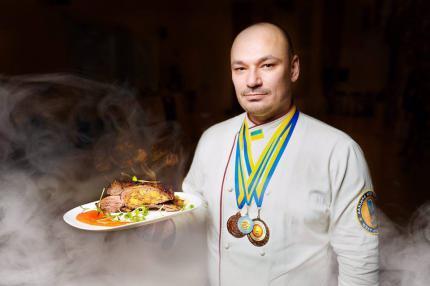 фото Ресторан Ballpoint в готелі Ramada Lviv - більше, ніж просто їжа