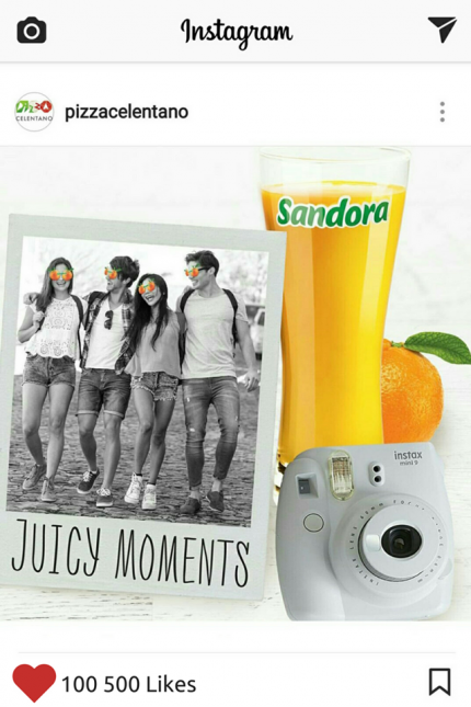 фото Конкурс Juicy Moments!