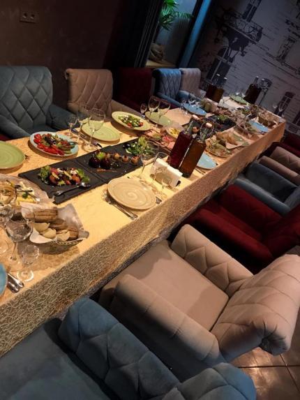 фото Казковий вечір в Love&Lviv family restaurant