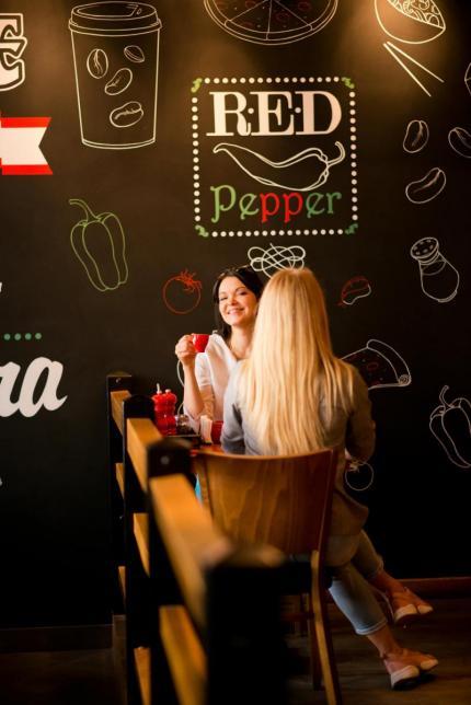 """фото Відкриття ресторану Red Pepper: - """"Тут на Тебе чекають!"""""""